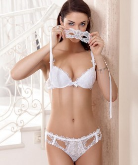 COLLECTION LISE CHARMEL SOIR DE VENISE BLANC