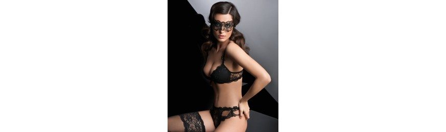 COLLECTION LISE CHARMEL SOIR DE VENISE NOIR DIAMANT