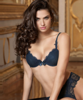 COLLECTION LISE CHARMEL SOIR DE VENISE BLEU VENISE