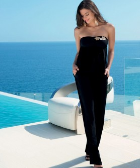 -50% COLLECTION LISE CHARMEL FANTAISIE ROMAINE NOIR