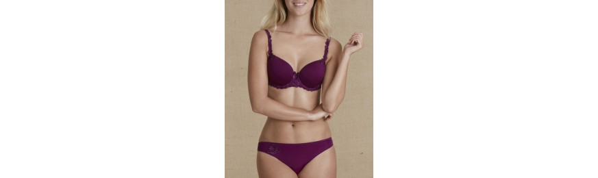 -50% COLLECTION SIMONE PERELE ANDORA GRAPE
