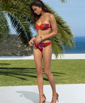 -50% COLLECTION LISE CHARMEL AQUARELLE NAUTIQUE MANGUE
