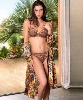 -60% COLLECTION LISE CHARMEL LODGE EN FLEURS LODGE MOKA