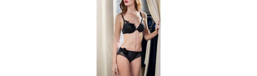 -50% COLLECTION SIMONE PERELE HAUTE COUTURE NOIR