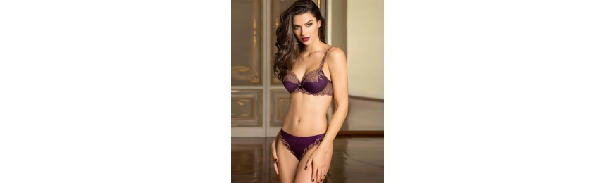 -50% COLLECTION LISE CHARMEL SPENDEUR SOIE SPLENDEUR GRENAT