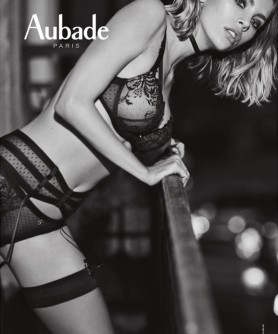 -30% COLLECTION AUBADE FEMME PASSION NOIR