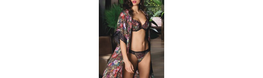 COLLECTION LISE CHARMEL COROLLES FAUVE COROLLE FELIN