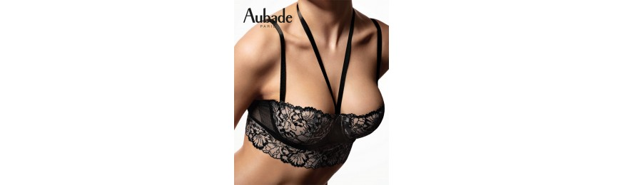 -20% COLLECTION AUBADE REVERIE MALICIEUSE NOIR