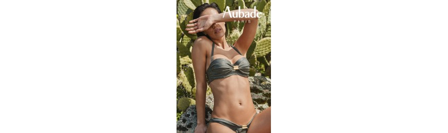 -30% COLLECTION AUBADE DIVINE CLEOPATRE KAKI