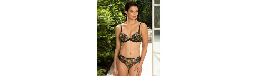 -50% COLLECTION LISE CHARMEL FLEURS DE JUNGLE JUNGLE FLORE