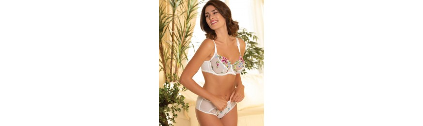 COLLECTION EPRISE DE LISE CHARMEL BAISERS VOLAGE ETE BOUQUET