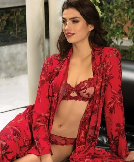 COLLECTION LISE CHARMEL FLEUR APHRODITE ROUGE APHRODITE