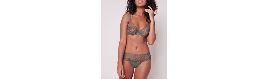 -40% COLLECTION SIMONE PERELE JAVA GRIS