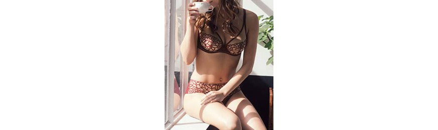 -50% COLLECTION SIMONE PERELE JAVA GRIOTTE