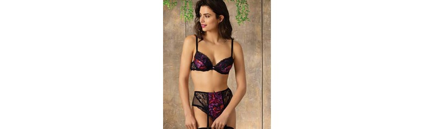 COLLECTION LISE CHARMEL SOIR EN SOIE SOIR IRIS