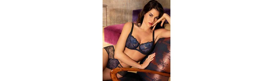COLLECTION EPRISE DE LISE CHARMEL FETE LUXUEUSE NOIR PRECIEUX
