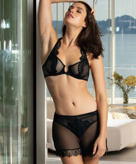 -50% COLLECTION LISE CHARMEL ECRIN GLAMOUR NOIR