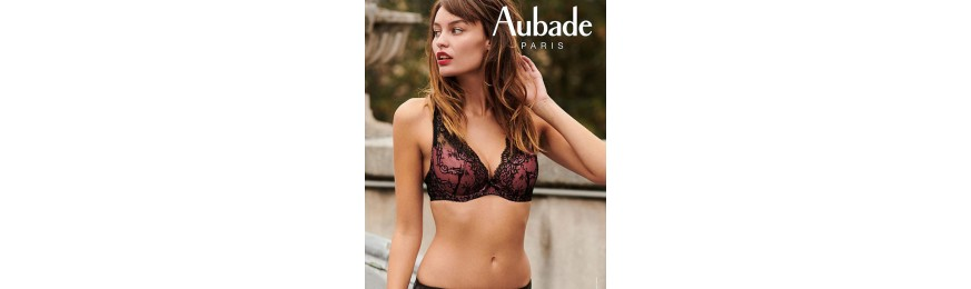 -30% COLLECTION AUBADE COURBES DIVINES CHARME NOIR