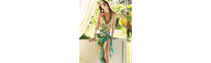 COLLECTION LISE CHARMEL JUNGLE PANTHERE JUNGLE NATURE