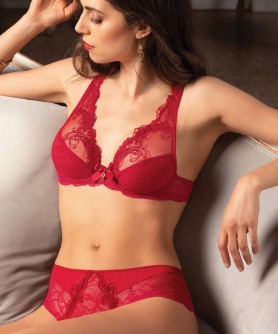 COLLECTION LISE CHARMEL SOIR DE VENISE ROUGE VENISE