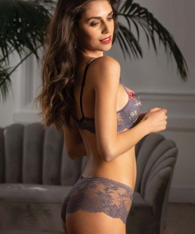COLLECTION LISE CHARMEL REVE ORCHIDEE GRIS ORCHID