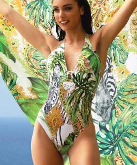 COLLECTION LISE CHARMEL FEERIE TROPICALE NATURE TROPICALE