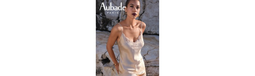 COLLECTION AUBADE TOI MON AMOUR BLOND
