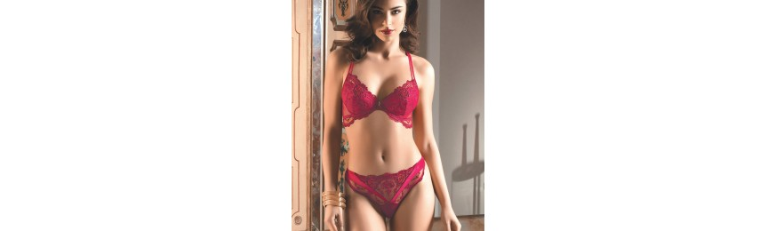 COLLECTION LISE CHARMEL TELLEMENT GLAMOUR SO RUBIS