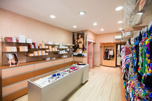 interieur boutique